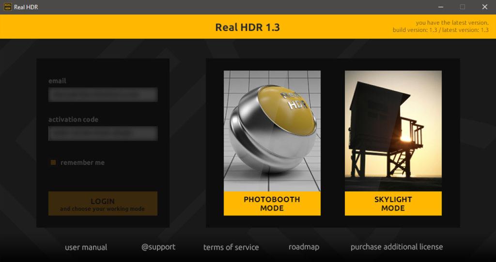 Real HDR 1.3