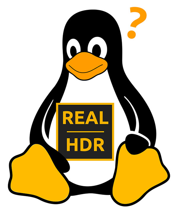 Linux HDRI maps