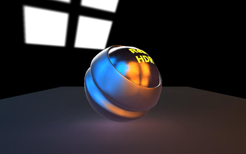 Realtime renderer